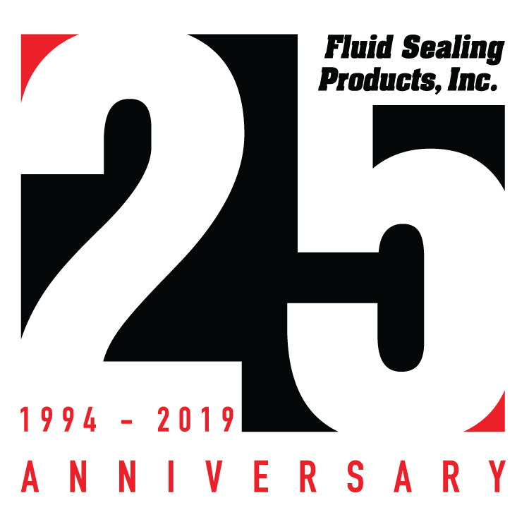 Fluid Sealing Products 25th Anniversary